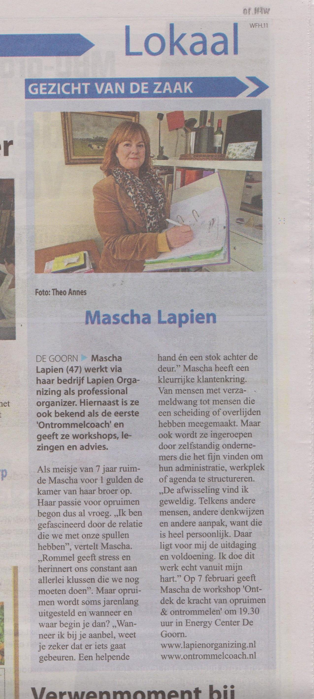 Mascha_Lapien_opruimen_organizing_Ontrommelcoach_Lapien Organizing_hulp-bij-opruimen